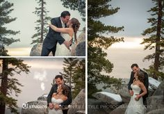 Lake Tahoe Wedding,