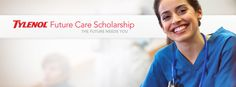 Tylenol® Future Care College Scholarships