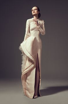 Gazer or off white dresses lebanon, gcc, china, usa, russia   Ashi Studio