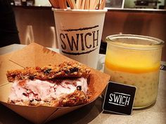 Swich, An Ice-Cream Sandwichery, Has Opened in the Sunset - Eater SF, They have pour over coffee and free wi-fi, too. Located in the Sunset at 2045 Irving St, at 20th.
