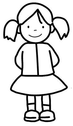 114 meilleures images du tableau coloriage enfant 2 ans drawings art for kids et art for toddlers - Coloriage fillette ...