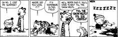 Calvin and Hobbes 3/8/16