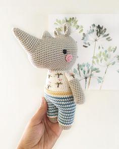 Made by runebrurun - amigurumi pattern by Pica Pau #crochet