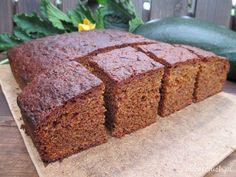 Obżarciuch: Szybkie ciasto z cukinią