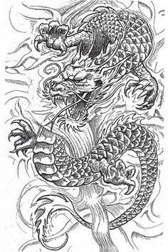 dragon tattoo designs - Google Search