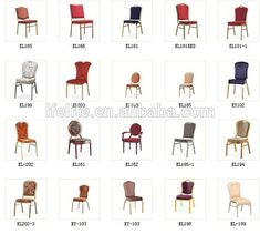 12 Types Of Chairs For Your Different Rooms