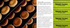 Maison Adam, fondée en 1660, véritables macarons de St-Jean-de-Luz, gâteaux basques, chocolats, pains et épicerie. Boutique et vente en ligne. Biarritz, Côte basque, France. - Maison Adam