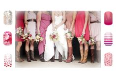 Pin for Later: Giddyap, Girl! How to Throw a Honky-Tonk Bridal Shower Strict Cowgirl Dress Code Photo by Lauren Wakefield Photography via Style Me Pretty Sister Wedding, Dream Wedding, October Wedding, Wedding Beauty, Perfect Wedding, Western Bridal Showers, Country Wedding Songs, Wedding Costs, Wedding Things