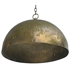 Rare Svend Aage Holm Sorensen Pendant Lamp for Holm Sorensen and Company | From a unique collection of antique and modern chandeliers and pendants  at https://www.1stdibs.com/furniture/lighting/chandeliers-pendant-lights/