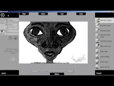 Krita Gemini Tutorial - Getting Started, User Interface by VscorpianC Touch Tablet, Drawing Tablet, User Interface, Gemini, Desktop, Sketch, Tutorials, Drawings, Youtube