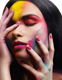 40 Impeccable Examples of Fashion Makeup Photography
