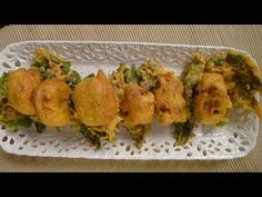 Dhokla Vada   Vegetarian Video Recipe by chef Sanjeev Kapoor.