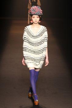 knitGrandeur: Everlast Sprout (Japan) F/W 2012 - Print & Pattern Color Ways