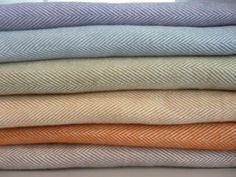 cashmere soft 100% cotton throws - made in portugal / mantas 100% algodão com toque caxemira - feito em portugal