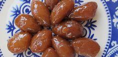 finikia top Greek Sweets, Greek Desserts, Greek Recipes, Desert Recipes, Fun Desserts, Pureed Food Recipes, Sweets Recipes, Cooking Recipes, Greek Cooking