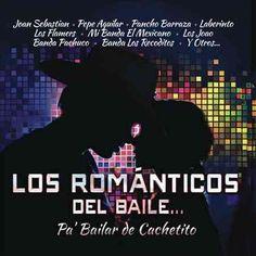 Various - Los Romanticos Del Baile: Pa Bailar De Cachetito