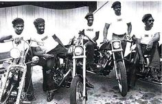 Black Outlaw Motorcycle Clubs | Image of the Day] East Bay Dragons Motorcycle Club