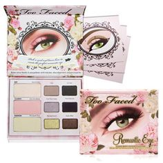 Too Faced Romantic Eye Collection | Make-Up | BeautyBay.com