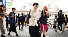 A growing number of young people in Tokyo are now shrugging off conventional and societal views of gender and choosing androgyny as a means of self expression. Find out what this movement is all about - story is up on the blog!     #linkinbio #fashion #tokyo #tokyostreet #genderfluid #androgyny #androgynous #anime #kawaii #genderlesskei #japan #mclikesfashion  via MARIE CLAIRE MALAYSIA MAGAZINE OFFICIAL INSTAGRAM - Celebrity  Fashion  Haute Couture  Advertising  Culture  Beauty  Editorial…