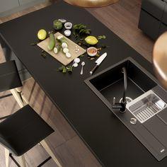 Bath Caddy, Kitchen, House, Kitchen Modern, Contemporary, Cooking, Home, Kitchens, Cuisine