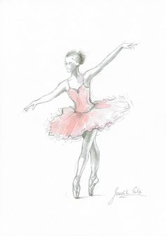 Ballerine Art impression de ballerine ballerine photo par EwaGawlik
