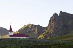 Une église, au sud de l'Islande. (AFP/MARCEL MOCHET)
