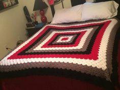 Picot blanket