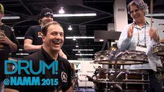 RotoDruM @ Winter NAMM 2015