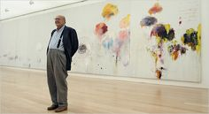 Cy Twombly, American Artist, Is Dead at 83 - NYTimes.com