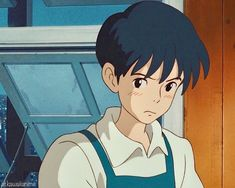 Image uploaded by im lola (˃ ⌑ ˂ഃ ). Find images and videos about anime, studio ghibli and ghibli on We Heart It - the app to get lost in what you love. Old Anime, Manga Anime, Anime Art, Studio Ghibli Art, Studio Ghibli Movies, Studio Ghibli Quotes, Animes Wallpapers, Cute Wallpapers, Anime Style