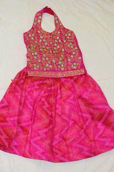 Brj Kids Outfits Girls, Dresses Kids Girl, Girl Outfits, Kids Party Wear Dresses, Kids Dress Wear, Kids Lehenga, Baby Lehenga, Kids Indian Wear, Kids Blouse Designs