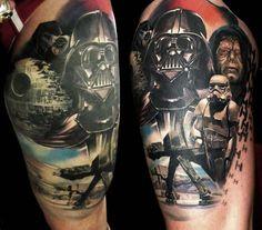 Star Wars Tattoos #StarWarsTattoos #TattoosForMen #Tattoos #Tattoo #tattooideas  #tattoodesigns #tattoosformen #tattoosdesigns #tattooideasformen #tattoodesignsformen #freetattoodesigns #tattoopictures #tattoogallery #tatoos #tattos #tatoo #tatto