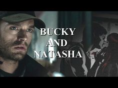 Bucky and Natasha | KWRLNG - YouTube I'm conflicted... I love clintasha but I really love Bucky!