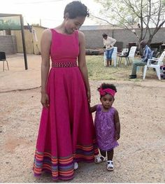 Nice African Traditional Wedding Dress Mother and child... Check more at http://24myshop.ml/my-desires/african-traditional-wedding-dress-mother-and-child/