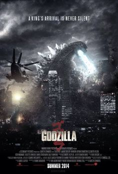 Godzilla is comin' to town!