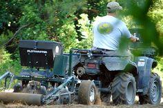 Plotmaster Food Plot Planters Orchard/ Vineyard Erosion Control Wetland Restoration Equipment