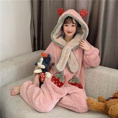 Denim Fashion, Fashion Outfits, Angled Bob Hairstyles, Fleece Pajamas, Winter Colors, Spaghetti Strap Dresses, Kawaii Fashion, Korean Beauty, Sexy Dresses