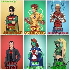 Image result for young justice hope