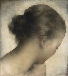 Head of a Woman Grigory Gluckmann  (1898-1973)    Born Grigorij Efimovic Glikman in Vitebsk, Belarus.  He changed his name to Grigory Gluckmann.