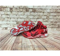 the latest 569b8 08e3d Under Armour Anatomix Spawn 2 Red Black Sneaker For Sale JSizw, Price    90.57 - Nike Rift Shoes