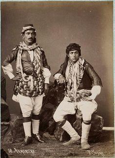 Ermeni erkekler, 1875
