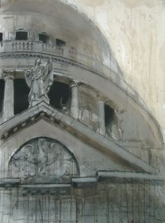 The Bells of Saint Paul's -- Matthew D. Hughes -- Mixed Media #london #england #cathedral