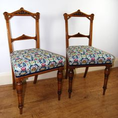 Fan Decoration, Decorations, Side Chairs, Dining Chairs, Minton Tiles, Indigo Colour, Aesthetic Movement, Chair Backs, Fabric Design