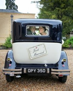 #Vintage #Limousine #Wedding #Styling | Add to Event