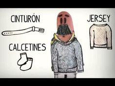 ▶ Video :  Vocabulario de ropa, aprender vocabulario español intermedio - Aprender español online gratis - YouTube (Gracias Sandrine)