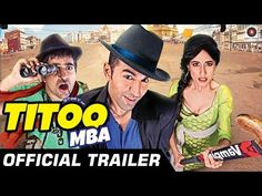 #TitooMBA Official Trailer - #NishantDahiya, #PragyaJaiswal & #AbhishekKumar