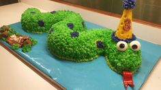 Snake cake More
