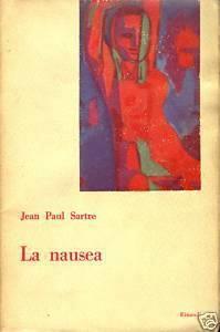 Leggere Libri Fuori Dal Coro : LA NAUSEA di Jean Paul Sartre