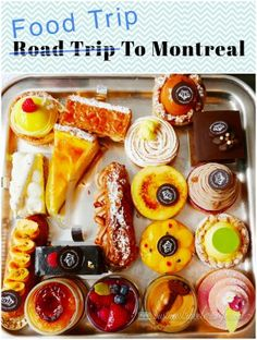 How Our Road Trip to Montreal Turned Into a Food Trip