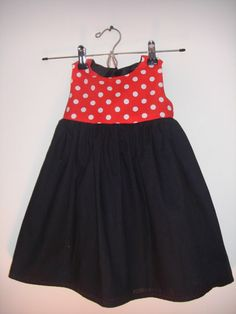 Minnie mouse baby dress $25